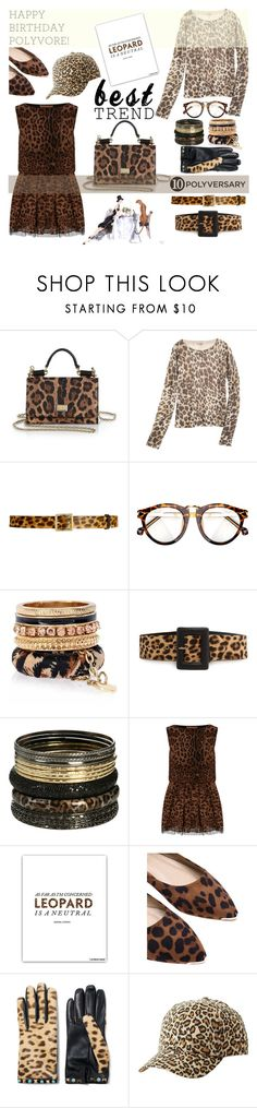 """""""Celebrate Our 10th Polyversary!"""" by youaresofashion ❤ liked on Polyvore featuring Dolce&Gabbana, Calypso St. Barth, Alice + Olivia, River Island, MANGO, Wet Seal, Dorothy Perkins, SS Print Shop, Valentino and Charlotte Russe"""
