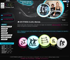 ICR Fitness Club à Rennes
