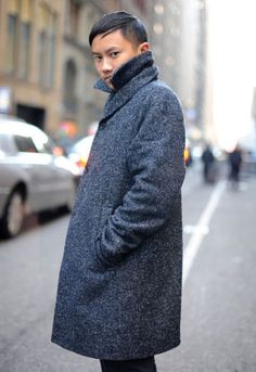 """Inspiring article: """"Tommy Ton: fashion's favourite photo blogger"""""""