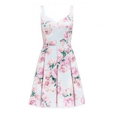 Forever New Nina floral print prom dress