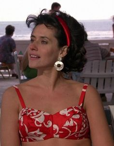 Goodfellas - Karen Hill at her Beach Club #GangsterMovie #GangsterFlick