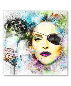 Madonna Music, Madonna Art, Tableau Pop Art, Universe, Portraits, Painting, Madonna 80s, Female Portrait, Singers