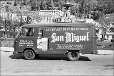 Commercial Van, Small Trucks, Taxi, Memoirs, The Beatles, Transportation, Spanish, Vehicles, Nostalgia