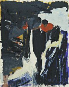 Still Life  Georg Baselitz (German, born 1938)  1976-77. Oil on canvas,