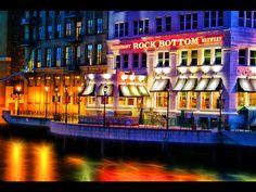 Milwaukee River - Rock Bottom Brewery