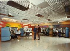 Nova Laser Computer Control Room 1985