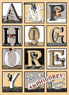 Amphigorey: Fifteen Books Edward Gorey