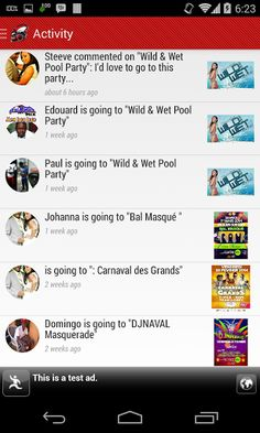 Stay up to date with what is happening in the Haitian nightlife with <b>Party Central Haiti</b>, an easy to use android app. Find out when and where the best parties are around you.<p><b>Party Central</b> is an app made for my country Haiti, I realized that if you wanted to know what was happening in the country you needed to have contacts or listen to the radio. So I decided to create an application that could allow anyone in Haiti to post their parties and events.<p>With this app you can…