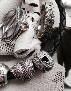 Are you ready for the new season of white on white? #PANDORAstyle #xoxo