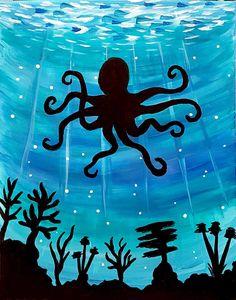 Garden of the Deep Octopus
