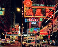 Hong Kong's Farewell to Thousands of Neon Signs | The Creators Project