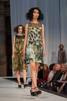 Metamorphosis fashion, textiles and jewellery show 2013.