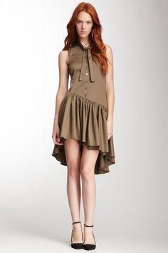 Twenty8Twelve Cindy Asymmetrical Hi-Lo Dress by Twenty8Twelve on @HauteLook