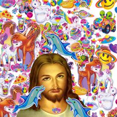 What Would Lisa Frank Do?