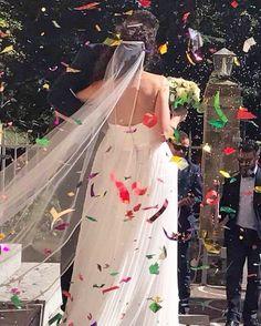 Auguri Cristina  #lebaobab #wedding #bride Le Baobab, Strapless Dress, Instagram, Dresses, Fashion, Strapless Gown, Vestidos, Moda, Fasion