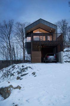 Bolton Residence, Québec, 2014 - _naturehumaine [architecture+design]