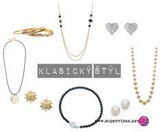 Ako vybrať šperky podľa štýlu - Supervizáž