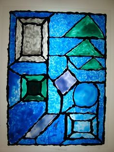 Marc Chagall - Between Surrealism & NeoPrimitivism - Stained Glass Marc Chagall, Artist Chagall, Faux Stained Glass, Stained Glass Windows, Folklore Russe, Chagall Windows, French Artists, Pablo Picasso, Art Plastique