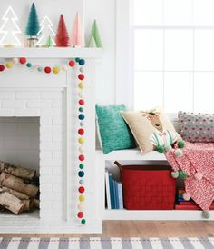 Colorful Christmas decorations for 2016 to grab at Target before they're gone!