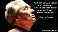 Día de la mujer - Chavela Vargas