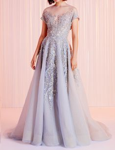 Tony Ward Spring-summer 2020 - Ready-to-Wear Unique Dresses, Beautiful Dresses, Short Dresses, Cocktail Outfit, Cocktail Gowns, Couture Fashion, Runway Fashion, Fashion 2020, High Fashion