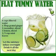 Healthy and weight loss drink