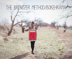 Little Lady Little City: The Brenizer Method