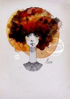 A ilustradora russa Ekaterina Koroleva retratou sua perspectiva feminina sobre…