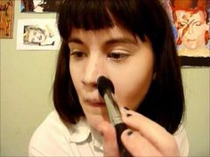 Mia Wallace from Pulp Fiction Inspired Make-Up Tutorial