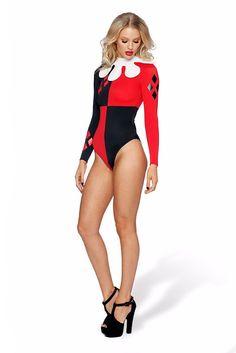 Harley Quinn Reef Suit