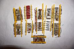 VINTAGE WESTERN ELECTRIC WE 66L Transistors NOS lot of 5