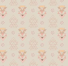 BOHO Crib Sheets  Baby Girls Bedding / BLUSH Fitted by Babiease
