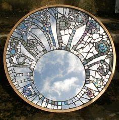 Decosee: Mosaic Mirror