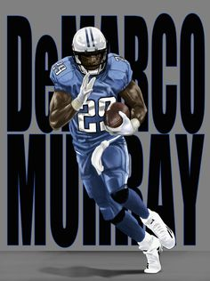 "Check out this  Behance project  ""Demarco Murray"" https   www 40150e4b4"