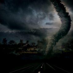Tornado at the Lek