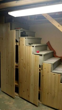 Unfinished Basement Ideas – Lots of home owners integrate a basement to their house. However, the basement is often designed ineffectively, reducing its functional value. Many of home owners do not … Read More - Basement Makeover, Basement Renovations, Home Renovation, Basement Ideas, Unfinished Basement Decorating, Unfinished Basement Bedroom, Diy Basement Furniture, Unfinished Basements, Rustic Basement