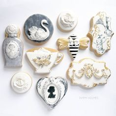 Love that swan cooki