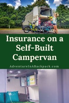 How to insure a campervan | How to register a van as a motorhome | Insuring a DIY Campervan | Insurance for Full Time Van Life | #vanlife insurance