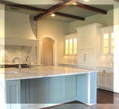 Great Kitchen Design http://www.lstewarthomes.com #KitchenDesign #KitchenRemodel