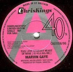 Love starved heart of mine - Marvin Gaye