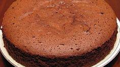 Pão de Ló de Chocolate_humido_fofo