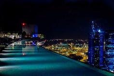 One Million Photo: Singapura, A Piscina Mais Alta do Mundo