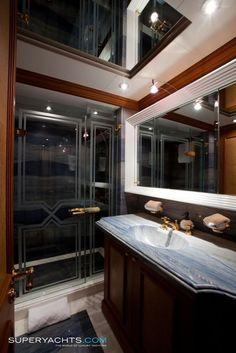 Most Luxurious Yacht Interior.