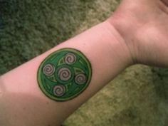 celtic spiral wrist tattoo Attractive Spiral Tattoos Designs