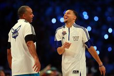 Sports Memories: Former NBA Baller, Dell Curry, father of Golden State Warriors All-Star Stephen Curry, breaks down form for the perfect shot, teaching Stephen how to shoot how the basketball, be a team player, preparing for the Degree Shooting Stars Contest, playing Stephen one-on-one and in HORSE, and more.