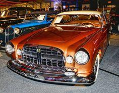 1955 Chrysler St Special Ghia