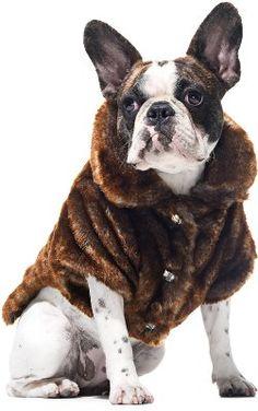 976864d4853a Frontgate faux-fur pet jacket www.teelieturner.com