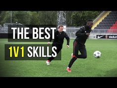 TOP 10 SKILL MOVES TO BEAT A DEFENDER | Best Football Skills★ - YouTube