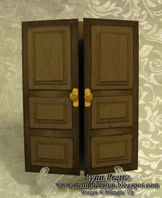Stamp-n-Design: Door Cards Template in Documents as Double Door Rectangle TEmplate.pdf