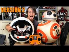 Very Detailed BB-8 Robot Build | Hackaday